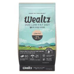 [무료배송] 웰츠 독 저지방다이어트 2.1kg 강아지사료