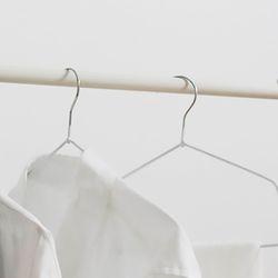 논슬립 옷걸이(30P) 화이트