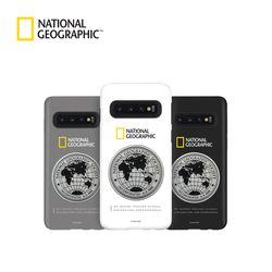 내셔널지오그래픽 갤럭시노트8 메탈 데코 하드쉘 케이스