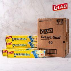 [글래드]매직랩 컴팩트(12.3m x 30cm) 1box(12개)