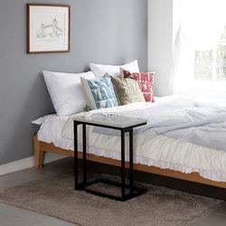 더조아 사이드테이블500 침대쇼파테이블4컬러
