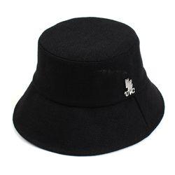 SV Thunder Linen Black Bucket Hat 버킷햇