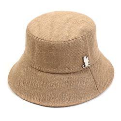 SV Thunder Linen Beige Bucket Hat 버킷햇