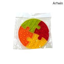 5000 푸시팝 퍼즐 동그라미