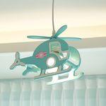 스타 헬기 LED 수입 어린이 펜던트 방등 조명 (램프포함)