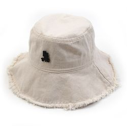 Thunder Ivory Vintage Over Bucket Hat 오버버킷햇