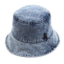 Washing Dark Denim Bucket Hat 버킷햇