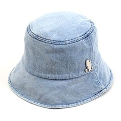 Washing Light Denim Bucket Hat 버킷햇