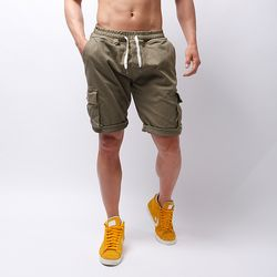 그린바나나 남자반바지 카고반바지 khaky cago shorts