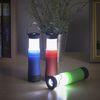 망원경 디자인 LED 캠핑 후레쉬 (건전지타입)