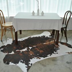 프리미엄 인조송치-카우(브라운) (155x190cm)