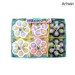 3000 피젯 스피너 푸시팝 BOX(12)