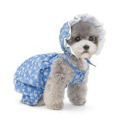 나시 펀칭 강아지 올인원(모자 별도구매)