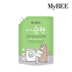마이비 피부에순한 유아유연제 리필(1500ml)