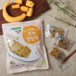 농협 영양 찰떡 호박영양떡 400g