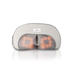 스노우 롤링 목 어깨 안마기 승모근 베개 마사지기 MVP-7782