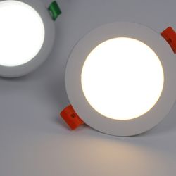 (HC) LED 5인치 다운라이트 12W 주백색 전구색 매입등