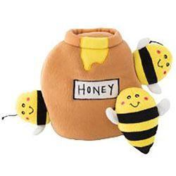 지피포우즈 숨은 꿀벌 찾기 간식볼&삑삑이