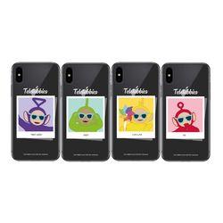 텔레토비 포토 클리어케이스 아이폰 7+ 8+