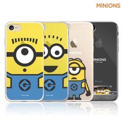 미니언즈 클리어케이스 아이폰 7+ 8+