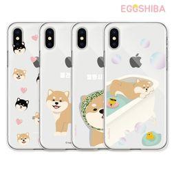 에구시바 클리어케이스 S1 아이폰 7+ 8+