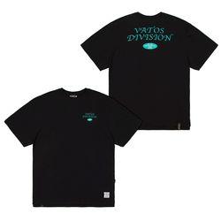 CLASSIC OVERSIZED T-SHIRTS BLACK