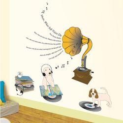 PS-58169 강아지와 음악