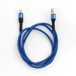 에이스 C타입 고속 충전케이블(1M) (블루)