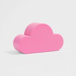 접착식 뭉게구름 자석후크(핑크)