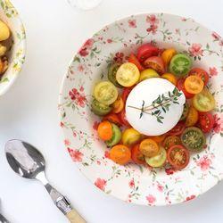 클레이탄 빈티지 홈파티 엔티크 디너접시 예쁜 그릇