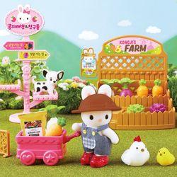 토끼들과 농장체험 해봐요 원앤원 콩지래빗 농장체험
