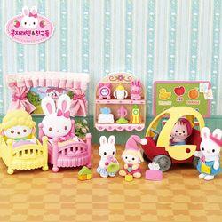 토끼들 낮잠잘 시간이에요 원앤원 콩지래빗 낮잠시간