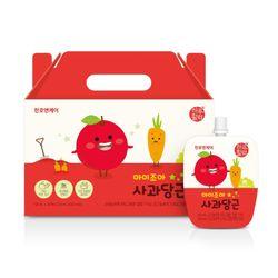 [천호엔케어] 아이조아 사과당근 40ml30포