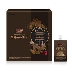 [천호엔케어] 황제녹용홍삼 (80ml30포)
