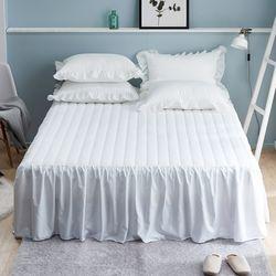 네이블 케어 알러지프리 항균 침대 스커트 Q