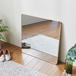 인디 스틸바 라운드 600 인테리어 거울 PKF011