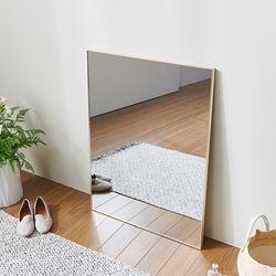 인디 스틸바 직각 800 인테리어 거울 PKF010