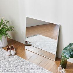 인디 스틸바 직각 600 인테리어 거울 PKF009
