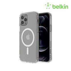 벨킨 아이폰 12 미니 마그네틱 향균 케이스 MSA001bt