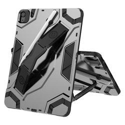 미패드4 스탠딩 범퍼 포인트라인 태블릿 케이스 T081