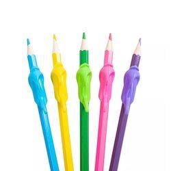 돌고래 실리콘 연필 그립 펜그립 5p set