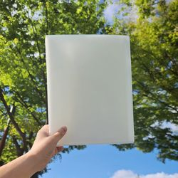 A4 클리어파일 투명 화일 아코디언 악보 서류 바인더 파일철