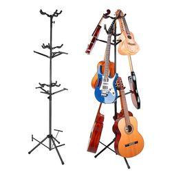 타워형 기타스탠드 9단 거치대 받침대 넥받침형