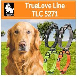 트루러브 TLC5271 목줄 L 오렌지블랙
