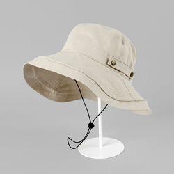 똑딱 와이어 모자