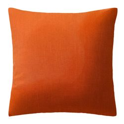 벨기에 심포니밀즈 아테나 300 오렌지 쿠션커버 50x50cm(4color)