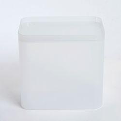21반투명스태커블다용도정리함XL
