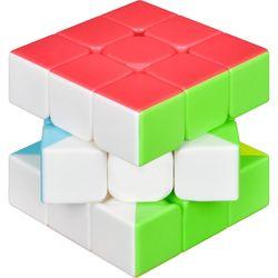 3x3 밈 엣지 큐브 M (스티커리스) - 치이큐브