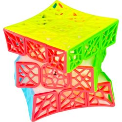 3x3 에디슨 메쉬 큐브 (오목형) - 신광사