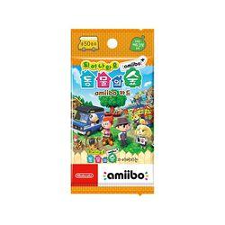닌텐도 튀어나와요 동물의 숲 amiibo+아미보 카드